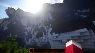 getlinkyoutube.com-Minecraft Photorealism Shaders (GTX 760) 512x512 Resource pack On Amplified World