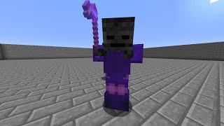 [Minecraft] ダンジョンのボスを作ってみた [コマンド]