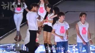 getlinkyoutube.com-Minstal Moment In Concert SM TOWN In Seoul 2014