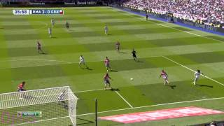 getlinkyoutube.com-クリスティアーノ・ロナウド VS グラナダ 14-15 Liga