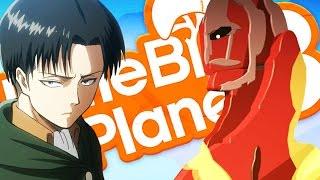 getlinkyoutube.com-LittleBigPlanet 3 - ATTACK ON TITAN! (Little Big Planet)