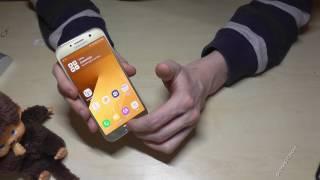 getlinkyoutube.com-Samsung Galaxy A5 (2017): How to create and edit a contact?