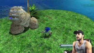 getlinkyoutube.com-Sonic the Hedgehog 06 - Part 1 - COBAMA SAMA