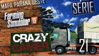 getlinkyoutube.com-Farming Simulator 2015 Multiplayer - Novo Bitrem Randon Linha R