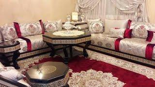 getlinkyoutube.com-أخر تصاميم الصالون المغربي وجديد اثواب طلامط غاية في الأناقة 2017 top salon