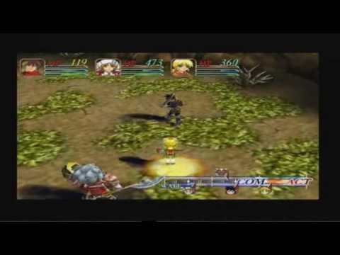 Grandia 2 Low Level Game BOSS: Beast-Man / Mareg