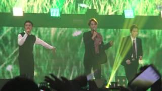 getlinkyoutube.com-151025 EXO 나비소녀 (Don`t Go) LOTTE DUTYFREE FAMILY CONCERT [KAI FOCUS]