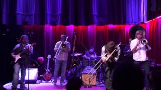 Bonerama - Misty Mountain Hop - Ardmore Music Hall 3.23.16