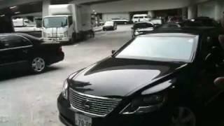getlinkyoutube.com-総理大臣・警護車両・SP