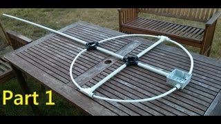getlinkyoutube.com-The Lightweight Magnetic Loop -  Part 1 of 6 - M0VST
