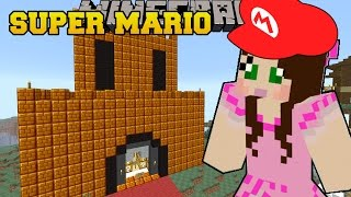 getlinkyoutube.com-Minecraft: THE PRINCESS IS SAVED!! - SUPER MARIO BROS - Custom Map [8]