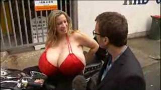 getlinkyoutube.com-Full Boobs On Bikes interview with Chelsea Charms 23.09.09