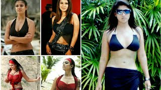 NAYANTHARA ALL HOT NAVEL AND BOOBS BOUNCING VIDEO HOT SCENES /OFFICIAL BOOBS