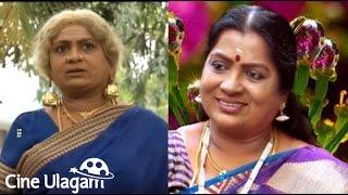 getlinkyoutube.com-Saravanan Meenakshi Actress Lost Her Life during shooting In a Accident Shocking News