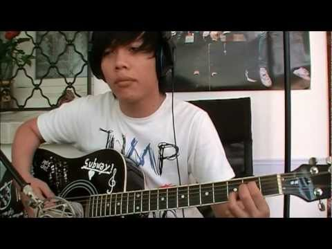 WITH CHORDS Sleeping With Sirens - James Dean & Audrey Hepburn Acoustic Guitar Cover *1st*