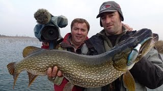 Lov i ribolov - Ečka jezero Joca