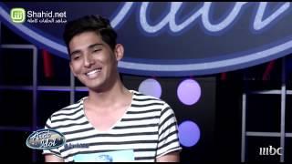 getlinkyoutube.com-Arab Idol - تجارب الاداء - محمد الخامس زغدي