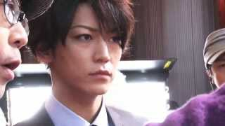 "Kamenashi Kazuya - Making New CM AOKI ""Prenium Light Suit"" (2014.03.06)"