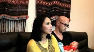 getlinkyoutube.com-Diam-Diam Menikah, Kinaryosih Lahirkan Bayi Laki-L
