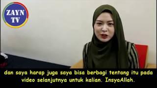 Mualaf Korea Selatan : Gadis Cantik Ini Awalnya Benci Islam, Tapi Kemudian... width=