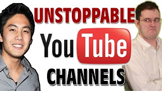 getlinkyoutube.com-5 Youtubers That Can't Be Stopped - GFM