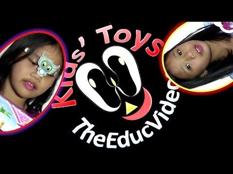 Kids' Toys Trailer 3 - Play Doh Barbie Nerf Disney Frozen Orbeez LEGO Baby Alive Lalaloopsy etc...