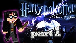 getlinkyoutube.com-ゆっくり実況プレイ マインクラフト配布ワールド ハリーポッター#1 ホグワーツ魔法魔術学校