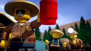 getlinkyoutube.com-LEGO® City Gold run mini movie