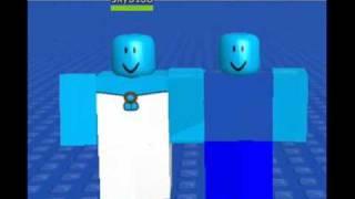 getlinkyoutube.com-ROBLOX - Im Blue - Music Video