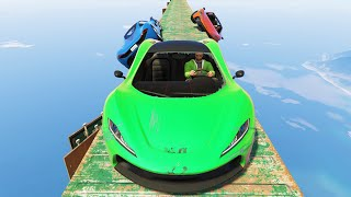 getlinkyoutube.com-MILE HIGH BATTLE! (GTA 5 Funny Moments)