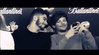getlinkyoutube.com-Louis & Zayn - The hardest thing