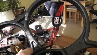 getlinkyoutube.com-WLtoys V666 Unboxing and quick testing (Courtesy Banggood)