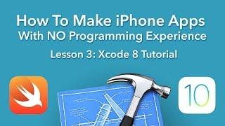 getlinkyoutube.com-How To Make an App - Ep 3 - Xcode 8 Tutorial