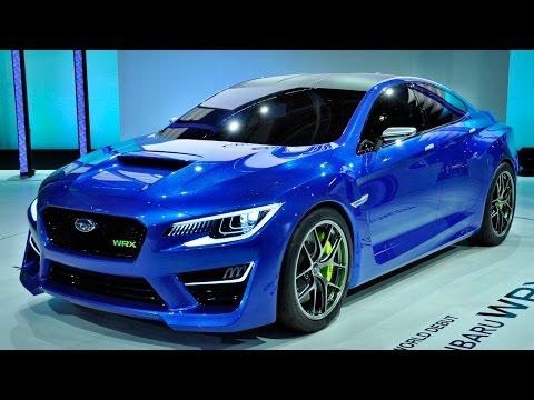 Это просто невероятно крутой Subaru WRX