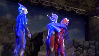getlinkyoutube.com-ウルトラライブステージ 「Force in hand ~手にした力~」 part1