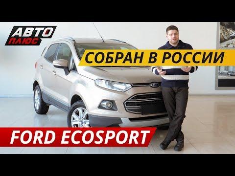 Проблемные моменты Ford EcoSport   Подержанные автомобили