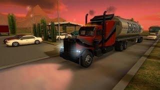 getlinkyoutube.com-Truck Simulator 3D for Android / iOS