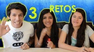 getlinkyoutube.com-TRES RETOS ENTRE HERMANOS | LOS POLINESIOS | RETO POLINESIO