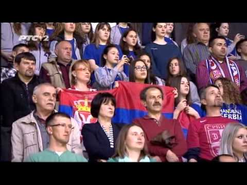 Danica Krstic -Anthem of Serbia