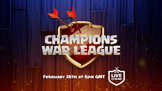 Clash of Clans - CWL Tournament Final