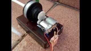 getlinkyoutube.com-Mini bomba d'água com 2 motores