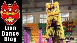 getlinkyoutube.com-2008 Lion Dance Competition - Johor the the Wu Ji Baxi Guan Sheng Temple, Dragon Division