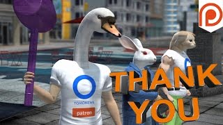 getlinkyoutube.com-TomoNews Patreon patron thank you & shout-out video for February 2017 - TomoNews