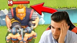 getlinkyoutube.com-Clash Royale : GÉANT ROYAL 14 !! // (Meilleur Deck du moment!)