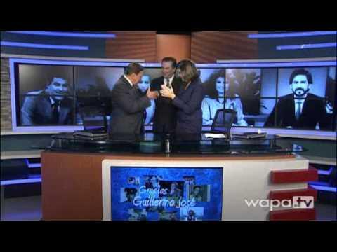 Noticentro (WAPA TV): La Despedida De Guillermo José Torres