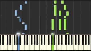 getlinkyoutube.com-夢をかなえてドラえもん/mao(ピアノソロ中級) 【楽譜公開中】mao - Yume wo Kanaete Doraemon
