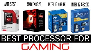 getlinkyoutube.com-What is the Best CPU For Gaming?