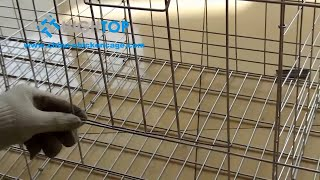 getlinkyoutube.com-Poultry cage installation( poultry marketing plan)