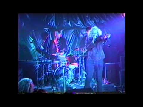 Copernicus and band in Club Ecstasy, Berlin. 12/22/90.