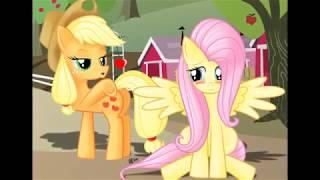 getlinkyoutube.com-MLP FIM Shipping (Twilight x Pinkie, Rarity x Rainbow Dash, Applejack x Fluttershy)